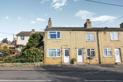 2 Bedrooms End Of Terrace House for sale in High Street, Wrestlingworth, Sandy, Bedfordshire