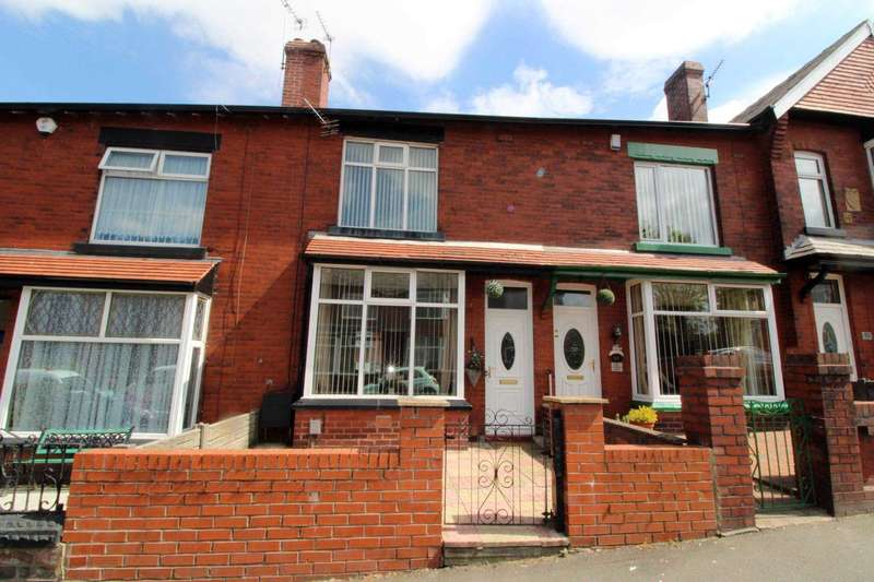 3 Bedrooms Terraced House for sale in Adrian Road, Bolton