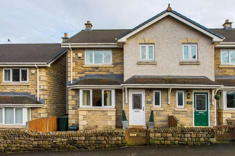 3 Bedrooms Semi Detached House for sale in Sand Lane, Warton, Carnforth, Lancashire, LA5 9NN
