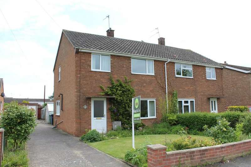 3 Bedrooms Semi Detached House for sale in Bridge Place, Saxilby, Lincoln