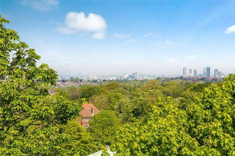 4 Bedrooms Penthouse Flat for sale in Gainsborough Court, College Road, London, SE21