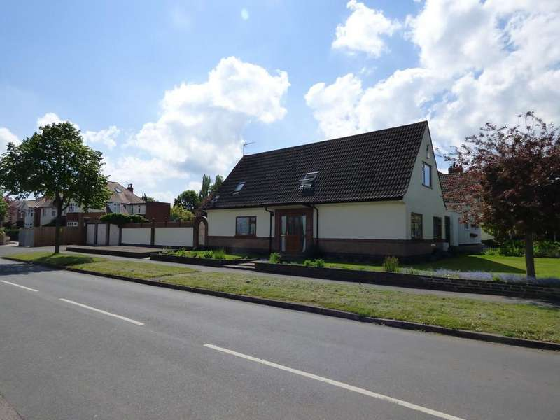4 Bedrooms Detached House for sale in Glenville Avenue, Glen Parva, Leicester