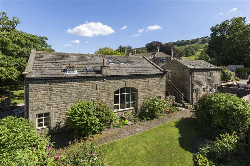 5 Bedrooms Unique Property for sale in Oak Tree Barn, Skipton Road, Ilkley, West Yorkshire