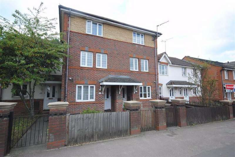 3 Bedrooms Terraced House for sale in High Street, Dunstable