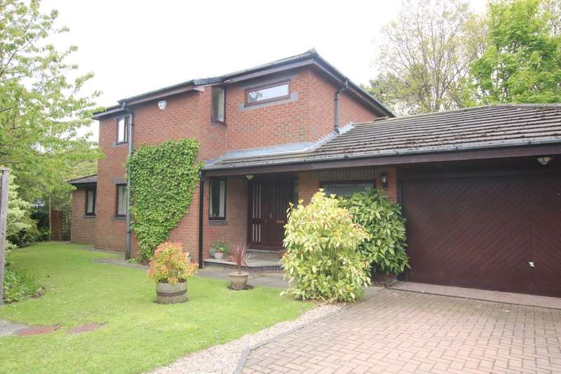 4 Bedrooms Detached House for sale in Downfield, Washington, NE37