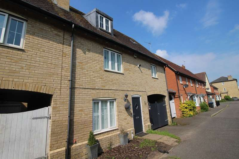 4 Bedrooms End Of Terrace House for sale in Fillingham Way, Hatfield, AL10