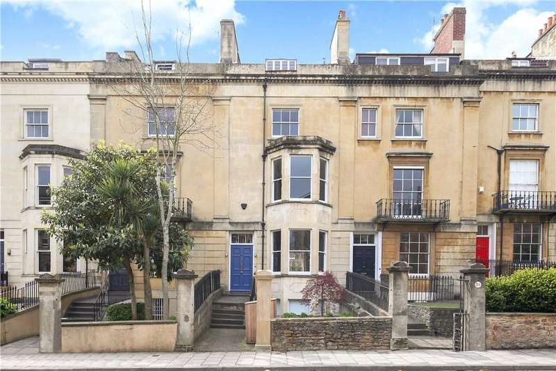 4 Bedrooms Terraced House for sale in Pembroke Road, Clifton, Bristol, BS8