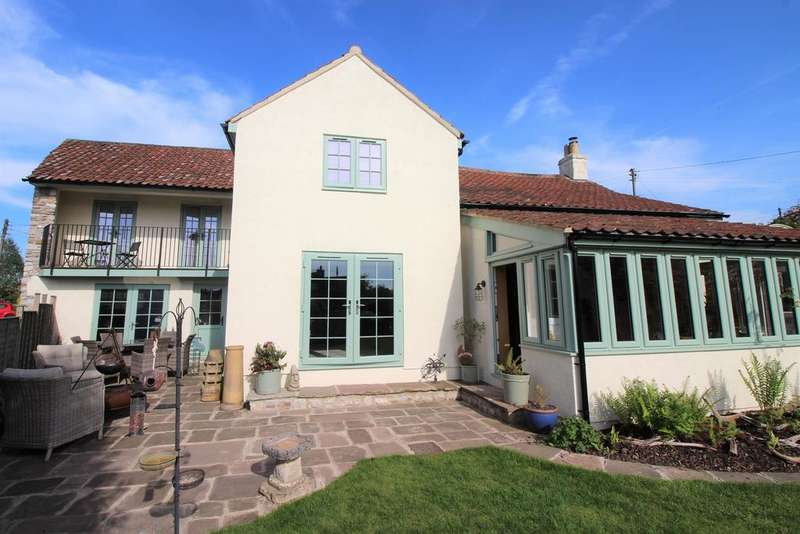 5 Bedrooms Detached House for sale in The Square, Alveston, Bristol, BS35 3PE