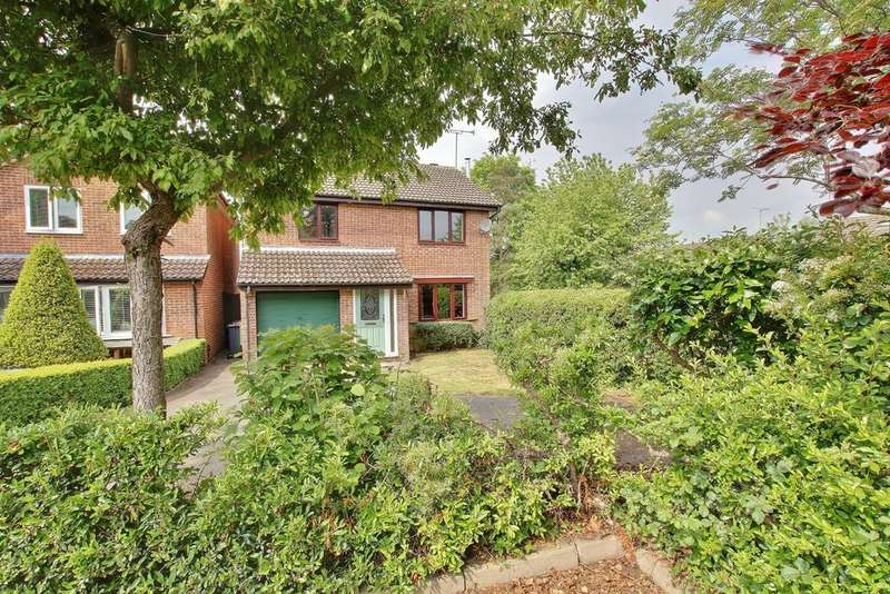 4 Bedrooms Detached House for sale in Romsey
