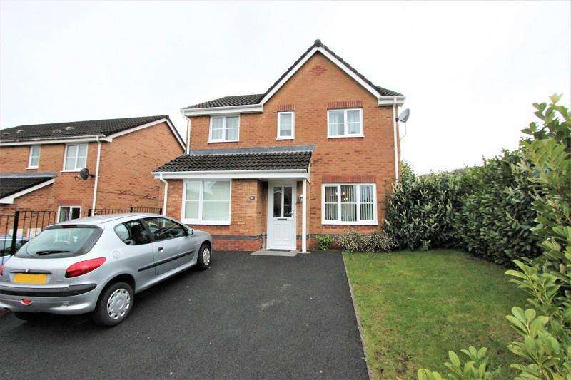 4 Bedrooms Detached House for sale in Bishpool View, Newport. NP19 9BG