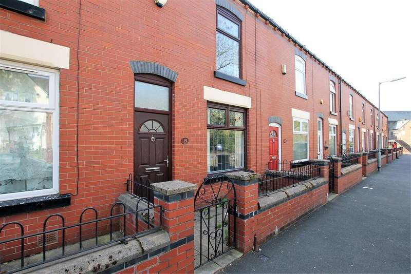 3 Bedrooms Terraced House for sale in Ash Grove, Heaton, Bolton