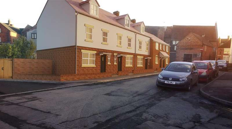 3 Bedrooms Town House for sale in Court Lane, Newent