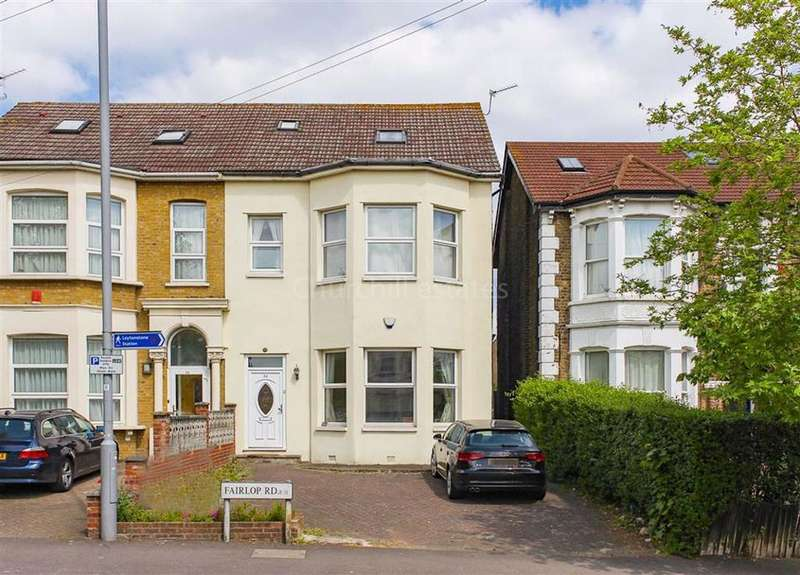 6 Bedrooms Semi Detached House for sale in Fairlop Road, Leytonstone, London