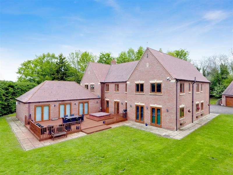 6 Bedrooms Detached House for sale in East Road, Sleaford