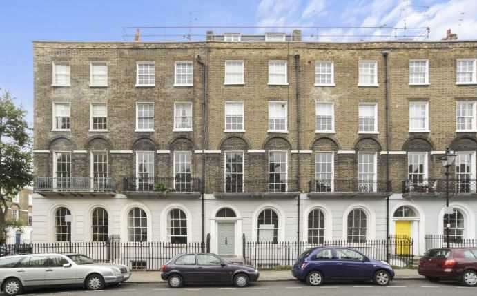 1 Bedroom Apartment Flat for rent in Myddelton Square, London