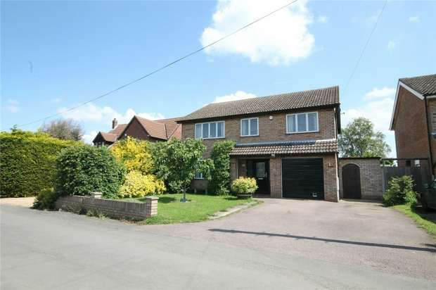 5 Bedrooms Detached House for sale in Hooked Lane, Wilstead, Bedford