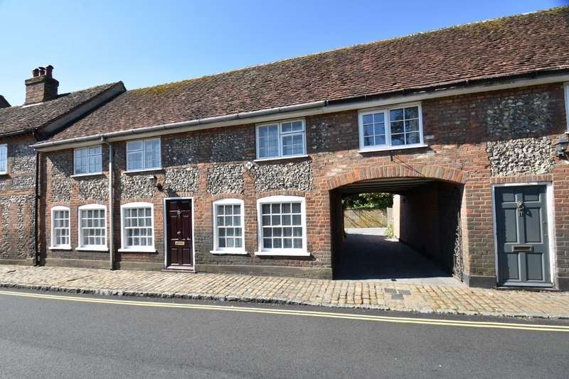 3 Bedrooms Terraced House for sale in King Street, Chesham, HP5