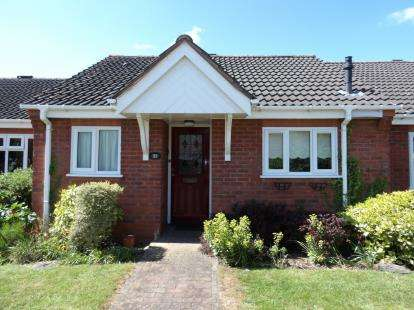 1 Bedroom Retirement Property for sale in Sutton Close, Quorn, Loughborough, Leicestershire