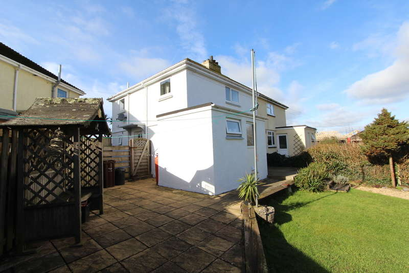 3 Bedrooms Semi Detached House for sale in Dawney Terrace , Crafthole