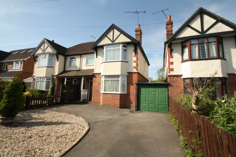 3 Bedrooms Semi Detached House for sale in St Michaels Road, Tilehurst