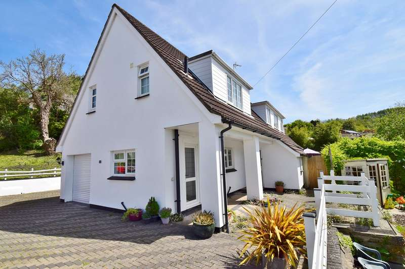 5 Bedrooms Detached House for sale in Llanarth Street, Machen, Caerphilly, CF83