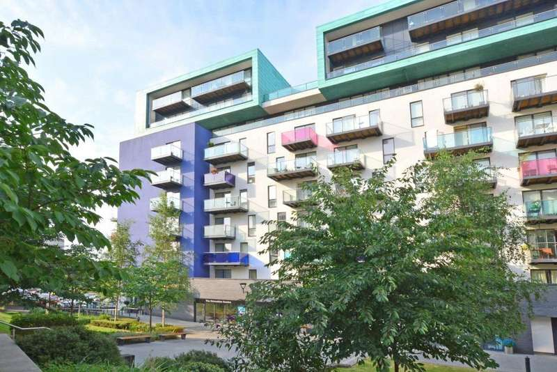 2 Bedrooms Flat for sale in Adana Building, Conington Road, Lewisham, London, SE13