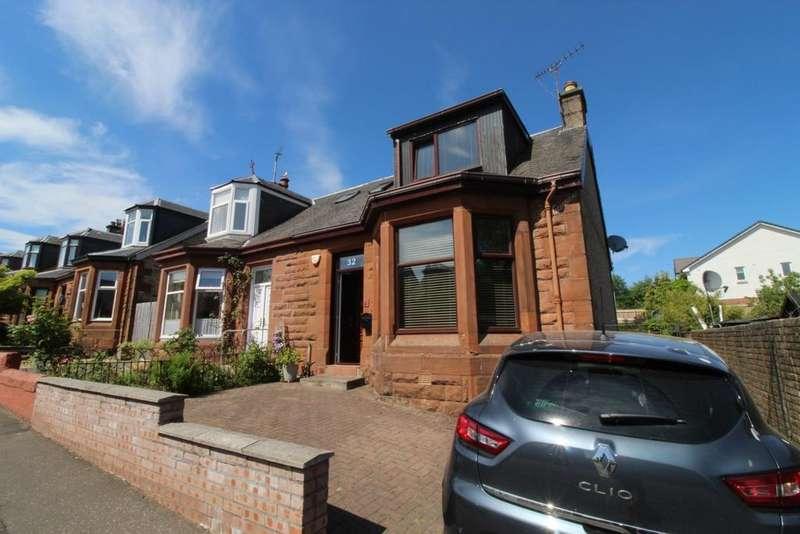 2 Bedrooms House for sale in Rennie Street, Kilmarnock, KA1