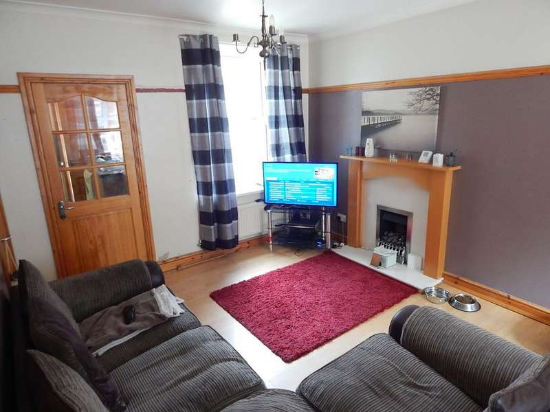 3 Bedrooms Terraced House for sale in Meadow Street, Llanhilleth, NP13 2JH