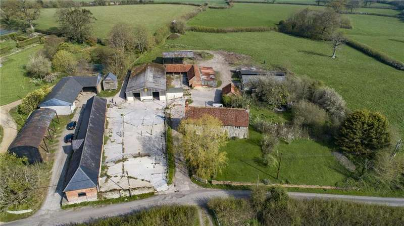 Farm Commercial for sale in Sedgehill, Shaftesbury, Wiltshire, SP7
