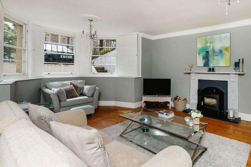 2 Bedrooms Apartment Flat for sale in Beaufort Road, Clifton
