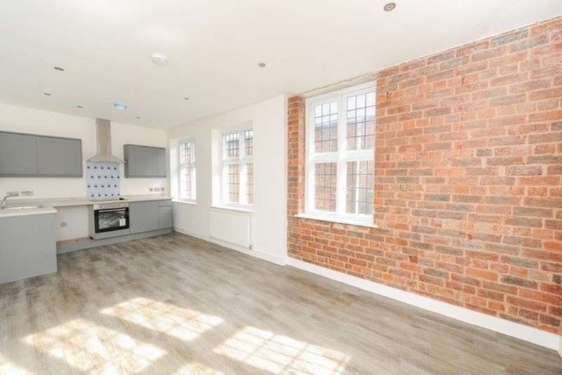 2 Bedrooms Apartment Flat for sale in The Gate, Knifesmithgate S40