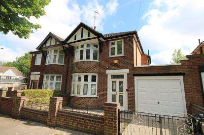 3 Bedrooms Semi Detached House for sale in Winchester Avenue, Leicester, Leicestershire
