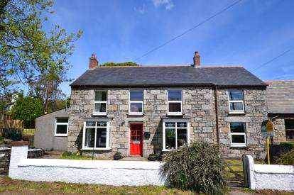 4 Bedrooms Semi Detached House for sale in Redruth, Cornwall