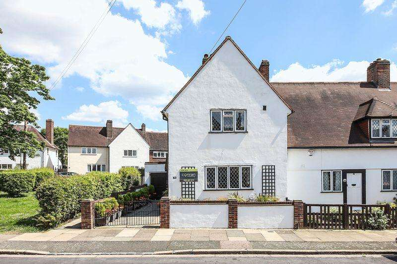 3 Bedrooms Terraced House for sale in Congreve Road, Eltham SE9