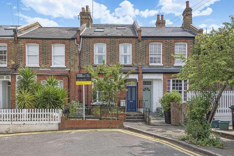 3 Bedrooms Terraced House for sale in Elphinstone Street, N5 1BS