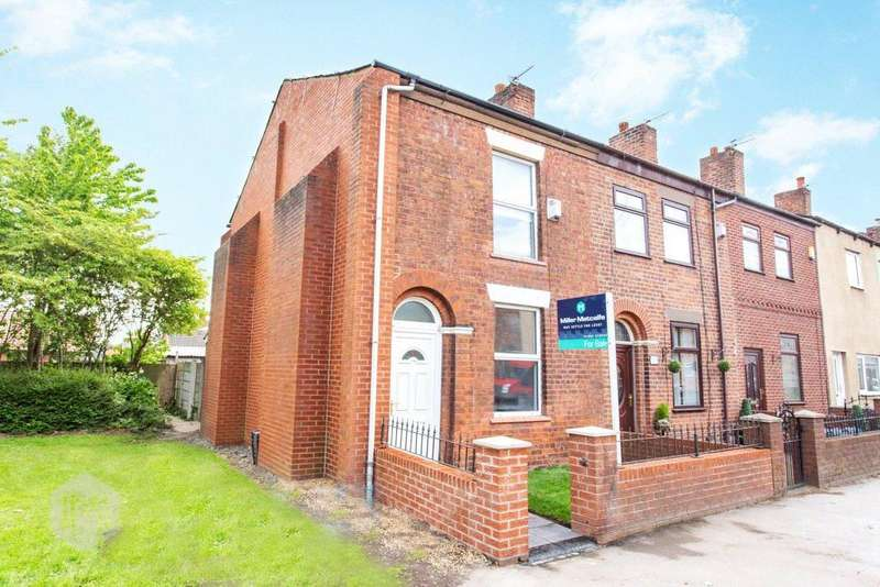 2 Bedrooms End Of Terrace House for sale in Atherton Road, Hindley, Wigan, Greater Manchester, WN2