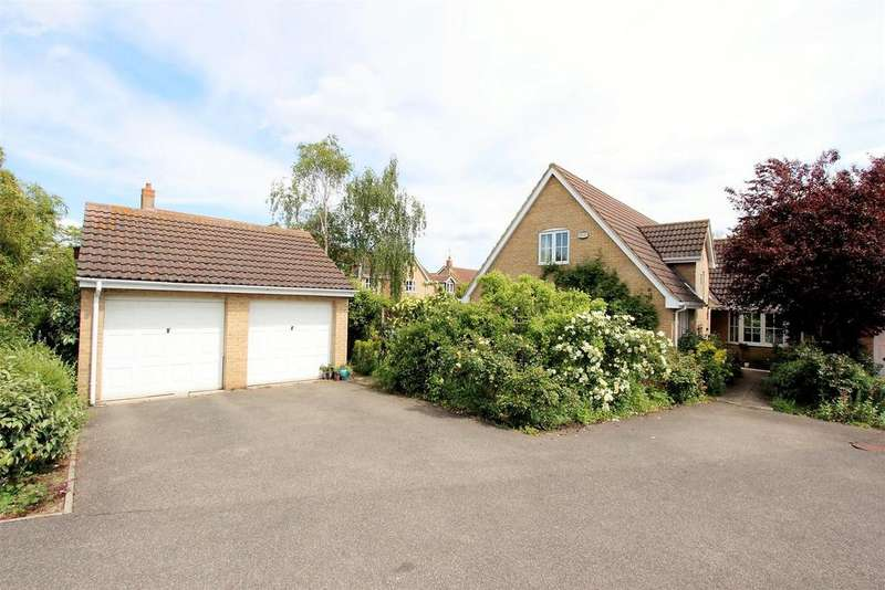 4 Bedrooms Chalet House for sale in Templeman Drive, Carlby, Stamford