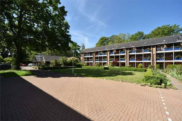 2 Bedrooms Retirement Property for sale in Emmbrook Court, Reading, Berkshire