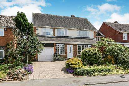 4 Bedrooms Detached House for sale in Wingfield Road, Coleshill, Birmingham, .