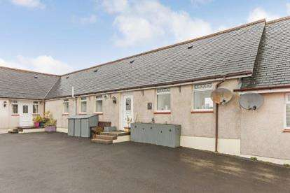 2 Bedrooms Bungalow for sale in Whitehirst Farm Courtyard, Kilwinning