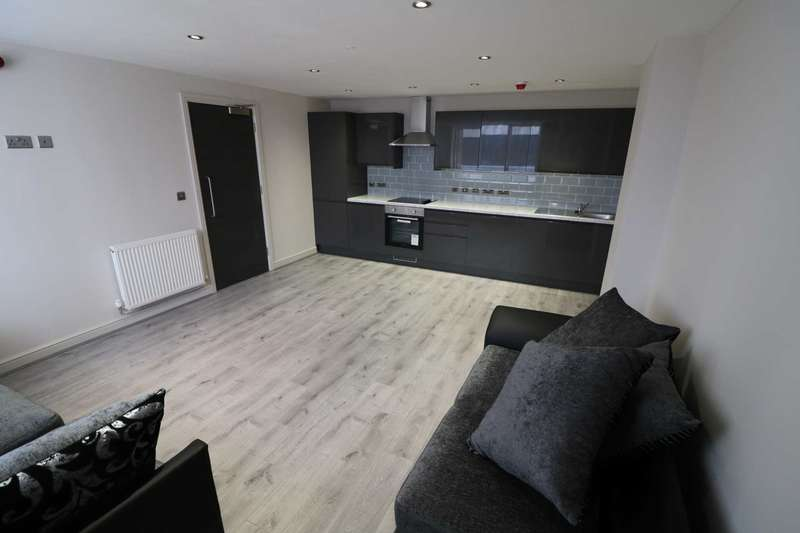 12 Bedrooms Apartment Flat for rent in Tarleton Street, Liverpool