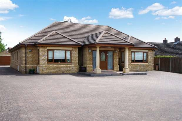5 Bedrooms Detached Bungalow for sale in Milton Road, Clapham