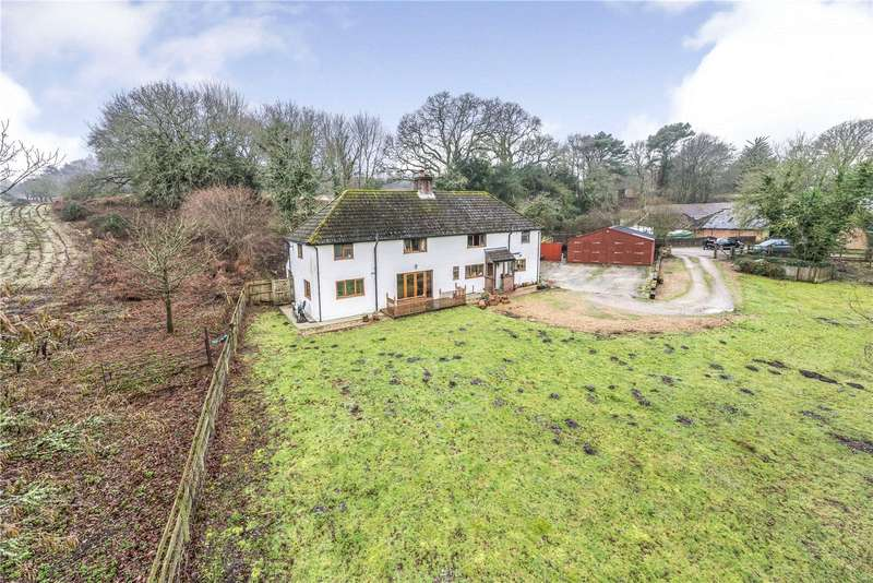 6 Bedrooms Detached House for sale in Puddletown Road, Wareham, BH20