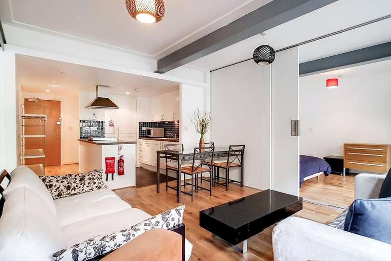 2 Bedrooms Flat for sale in Victoria Mills Studios, Burford Road, London, E15