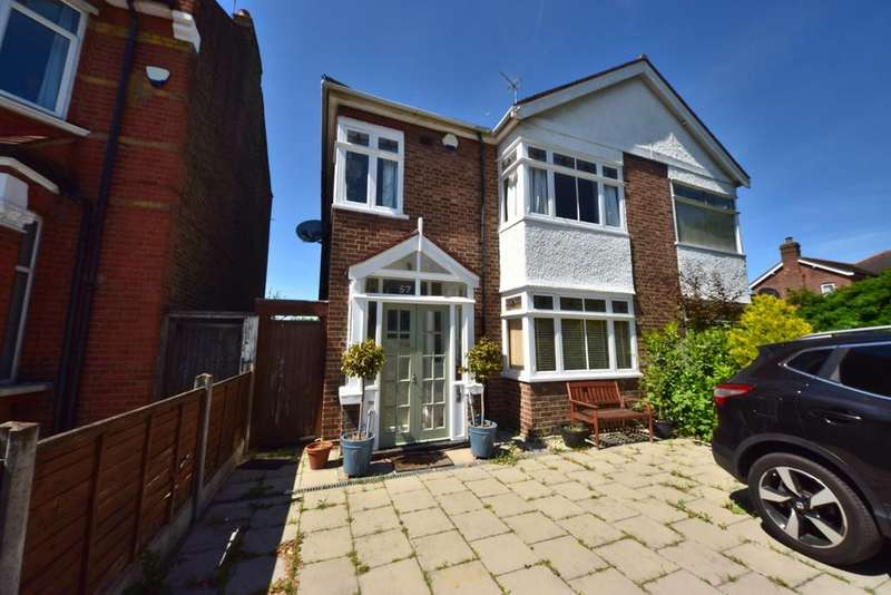 3 Bedrooms Semi Detached House for sale in The Avenue, Highams Park, E4