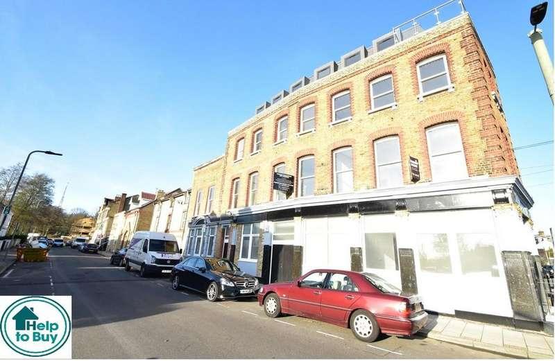 2 Bedrooms Apartment Flat for sale in Station road , Penge , SE20