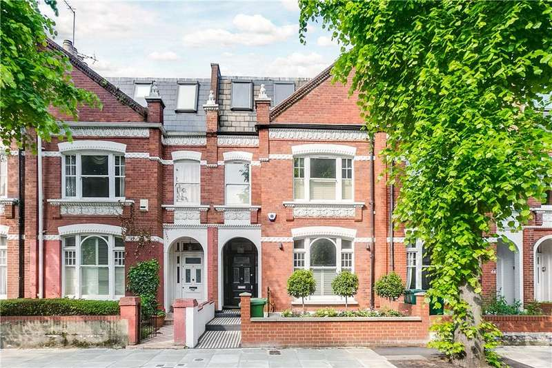 5 Bedrooms Terraced House for sale in Chipstead Street, Peterborough Estate, Parsons Green, SW6