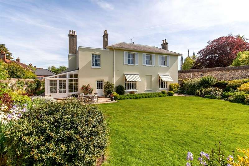 6 Bedrooms Detached House for sale in Symonds Street, Winchester, Hampshire, SO23