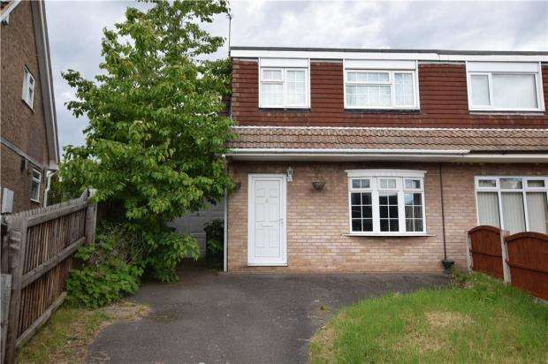3 Bedrooms Semi Detached House for sale in Fenchurch Close, Arnold, Nottingham