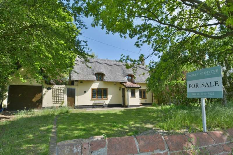 3 Bedrooms Cottage House for sale in Smallworth Common